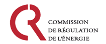 logo de la CRE Commission de la régulation de l'énergie