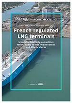 Fr regulated LNG terminals tariffs 2021
